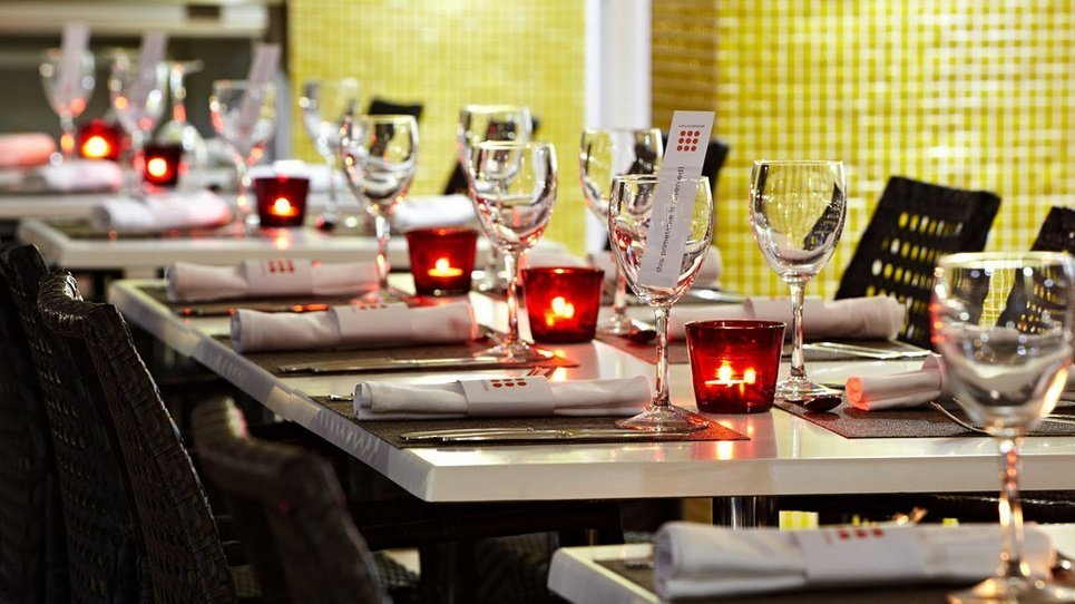 BUFFET-RESTAURANT Hotel Coral Suites & Spa ★★★★