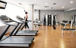 Fitnessstudio Hotel Coral Suites & Spa